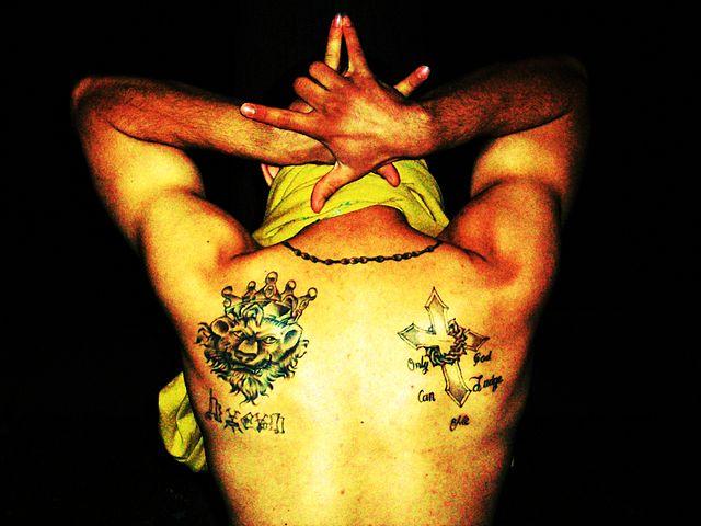 Gang Tattoo
