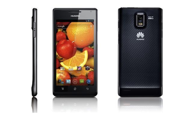 Huawei Ascend P1, Image credit: gizmag.com