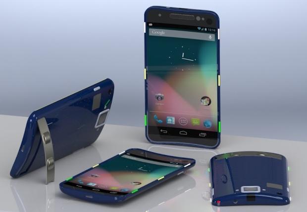 Google Nexus D, Image credit: cnet.co.uk