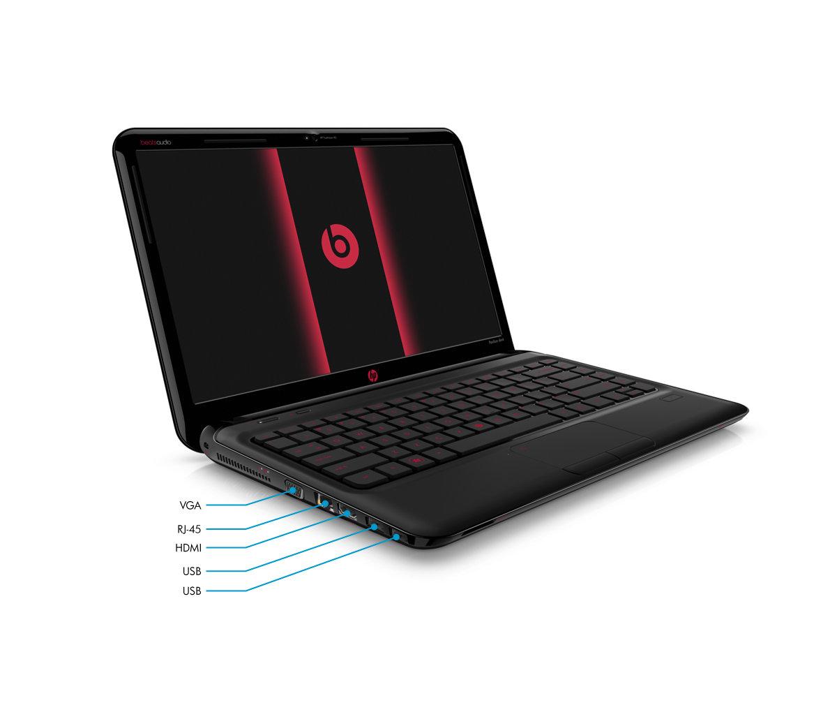 hp pavilion dm4 laptop comes with beats headphones bundle the tech journal. Black Bedroom Furniture Sets. Home Design Ideas