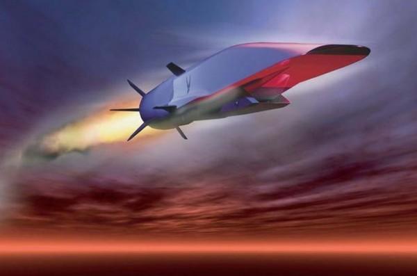 X-51A Waveride