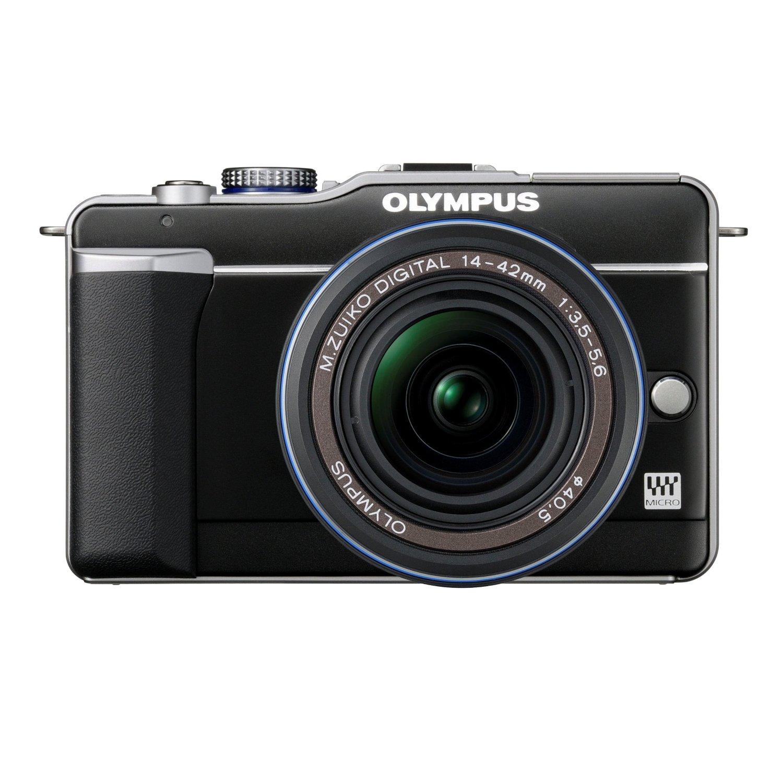 Olympus PEN E-PL1 12.3MP Interchangeable Digital Camera-image-2