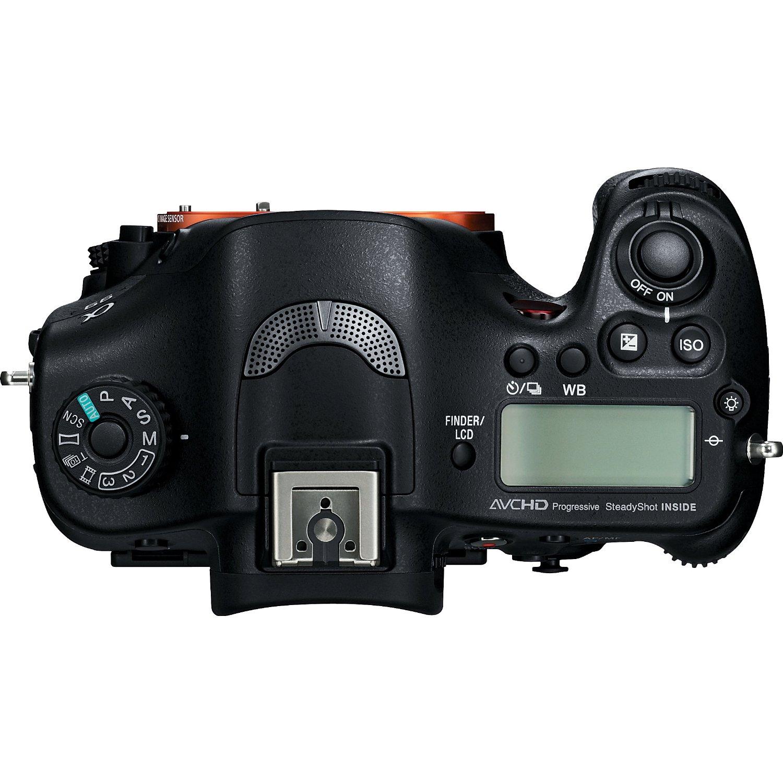 Sony Alpha SLT-A99 Full-Frame 24.3MP Digital SLR Camera -image-7