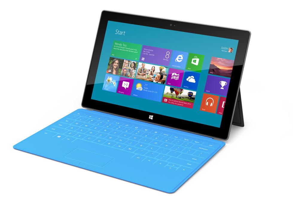 Microsoft Surface Tab By TTJ