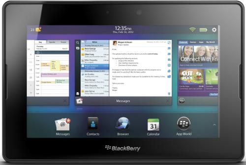 BlackBerry 4G LTE PlayBook TTJ