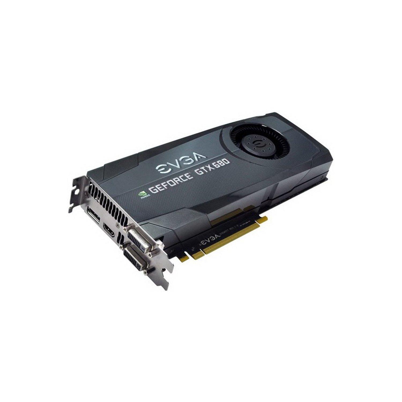EVGA GeForce GTX 680 2GD5 TTJ 1