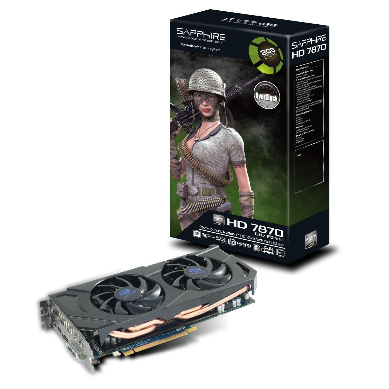 SAPPHIRE AMD Radeon HD 7870 2GD5 TTJ