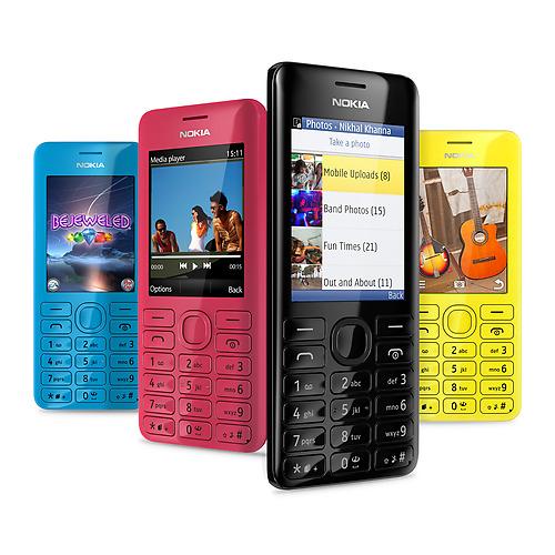 Nokia 206 TTJ