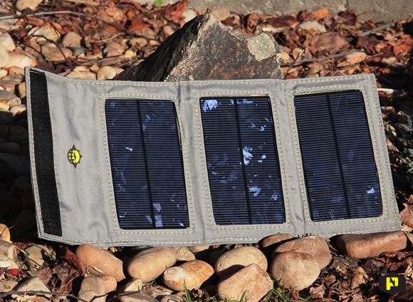The Solar Stash