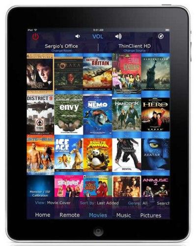 VidaBox adds tablet control