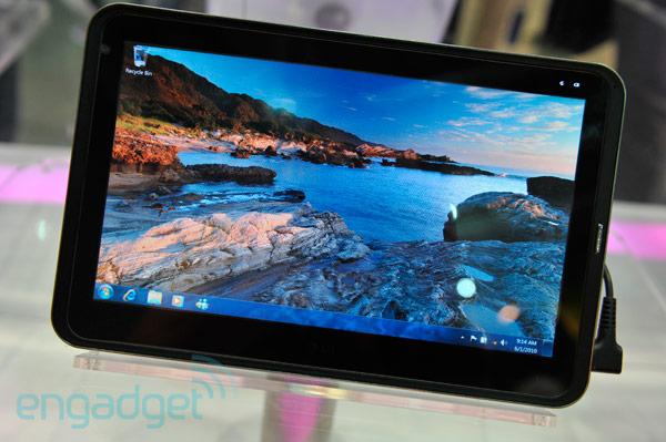 LG UX10 tablet