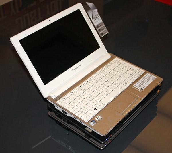 Packard Bell Dot S4 netbook