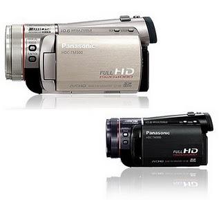 Panasonic's HDC-TM35 HD camcorder - The Tech Journal