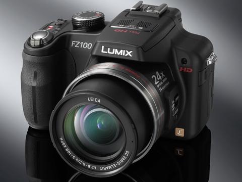 Panasonic LUMIX FZ100 Digital Camera Review