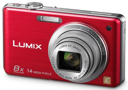 Panasonic Lumix FH20