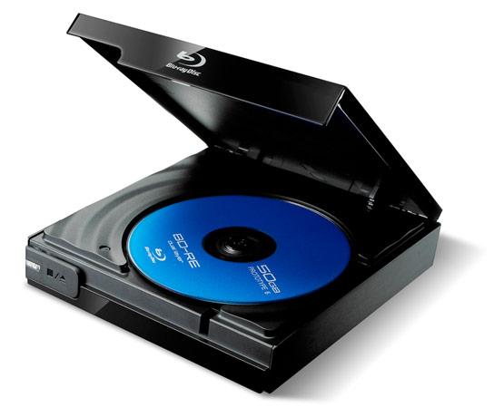 Plextor ships PX-B120U Blu-ray drive