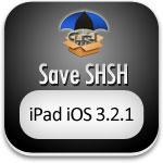 How to Backup SHSH blobs for iPad iOS 3.2.1 with TinyUmbrella