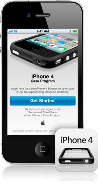 Apple's iPhone 4 Case Program
