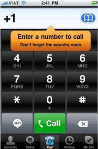 Skype released new version of iPhone app