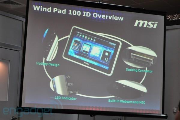 MSI Wind Pad review